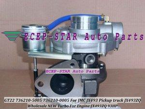 Новых колес gt22 736210 736210-5006 736210-0006 736210-5005 турбонагнетатель для JMC ветра СКР-Б транзит пикап JX493 грузовик JX493ZQ Охлаженный водой