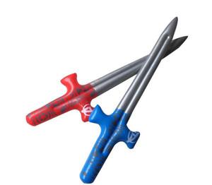 20 estilo de diversos tamaños niños inflables espadas 25-100cm inflable playa al aire libre cuchillo juguete de la piscina de natación juguetes de Navidad el envío libre
