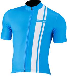 2016 Bleu Capo Maillot Vélo Vêtements / Rock Racing Vélo Vêtement Porter Ropa Ciclismo Vélo Vélo Vêtements / Pro Hommes Vélo Jersey