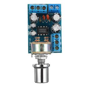 Freeshipping Durável Qualidade 4 PÇS / LOTE TDA2822M 1 W * 2 DC 1.8-12 V 2.0 Canais Placa Amplificador de Áudio Estéreo
