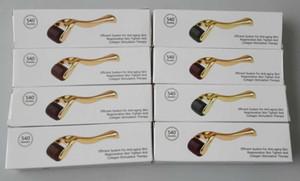 0.2mm 0.25mm 0.3mm 0.5mm 0.75mm 1.0mm 1.5mm 2.0mm 540 Agulhas Derma Micro Agulha Rolo De Pele Terapia De Dermatologia Microneedle Dermaroller