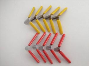 Nuovo KLOM 10pcs Lucchetto Shim Picks Aircraft Folder Set Lucchetto Pick Attrezzi del fabbro Pick Pick Set Unlock Lockpick Spedizione gratuita