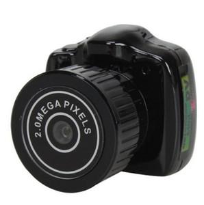 حار بيع! Y2000 الكاميرات مصغرة صغيرة جدا ، مصغرة كاميرا DV في الهواء الطلق جديدة مصغرة كاميرا مصغرة الشحن المجاني