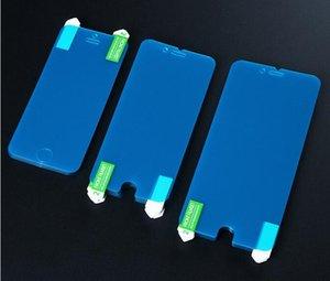 Для IPhone6 nano взрывозащищенная пленка для Apple 7 мобильный телефон фильм 6plus HD 5se фильм мягкая защитная пленка