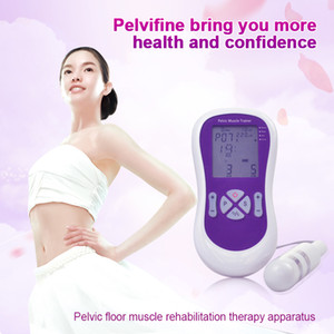 Bioelectricity stimulus Kegel exercise device pelvic muscle trainer,Treatment of urinary incontinence,Vaginal massage,woman presents