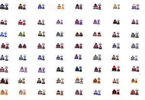 Vendita calda Chicago Oakland Berretti Washington City Cappelli a maglia cuciti di alta qualità 32 squadre Berretti Accetta berretti da baseball invernali di ordine misto