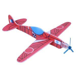 Flying Glider Planes Avión Bolsas de fiesta Llenadoras Niños Juguetes para niños Juegos Premios Modelo de regalo