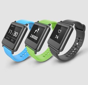 Sports Fitness Tracker SmartWatch Bracelet I7 Bluetooth 4.0 Wristband Waterproof Health Heart Rate Monitor