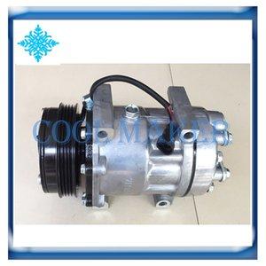 Compressore AC SD7H15 per trattore Ford New Holland 87709785 87802912 T6070 T6080 TS100A TS110A TS115A