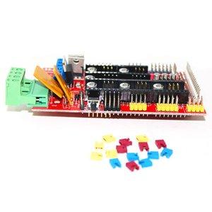 Controlador de impresora 3D Módulo de placa de protección para rampas 1.4 Reprap Prusa Mendel B00179 BARD