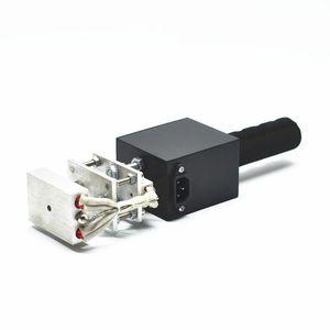 57 El Sıcak folyo kabartma damgalama makinesi markalaşma makinesi deri yazıcı kırma makinesi işaretleme ahşap LOGO basın