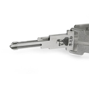 Lishi Key Reader MAZ24 Dr Bt for Mazda 2-in-1 Auto Lock Pick and Decoder Car Key Tool Locksmith Tools
