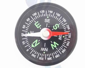 1000ocs / lot 35 MM MINI Camping Compass Randonnée En Plein Air Voyage Grimpeurs Livraison Gratuite