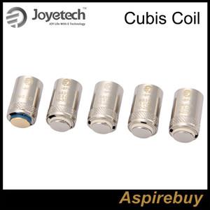 Originale Joyetech Cubis BF Coil Joyetech Cubis atomizzatore Testa Con SS 316 0.5ohm 1.0 Ohm 0.6ohm Bobine Clapton Coil 1.5ohm Joyetech Cubis Coil