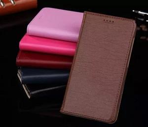 Noble para xiaomi mi4 cubierta de la caja delgada marca de lujo original colorido del tirón de silicona billetera funda de cuero genuino para xiaomi 4 m4 mi4