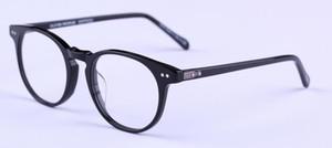 2016 nuova fabbrica vende direttamente tutti fatti a mano le persone oliver 5256 Sir O 'Malley Vintage ottica degli occhiali di miopia eyewear
