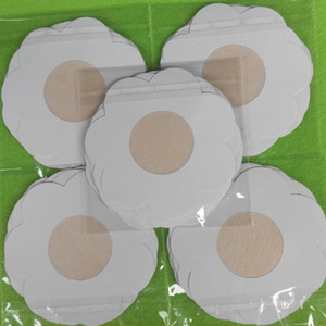 Womens Sexy Disposable Cubrepezon Nipple Cover Patch Breast Nipple Pad Petals 100pcs=50pairs