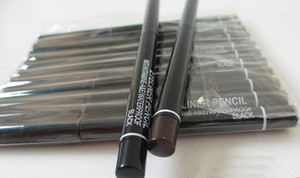 FREE GIFT!!!NEW Automatic rotation EYE LINER PENCIL BLACK 12pc