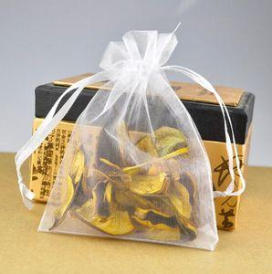 Gros-20 x 30cm Grand cadeau organza Bijoux Sacs à sac en organza pour le cadeau (SH-BZD # 022) Livraison gratuite !!!