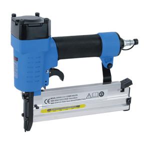1pc Air Stapler 2 en 1 Combinación F5040-A neumática Air Nailer Gun 2pcs pistones para grapadora neumática Nail Gun Woodworking Tool