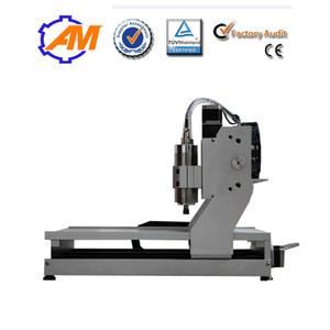 La máquina fresadora más nueva del grabador del router del CNC de la venta caliente, 3040 800w 3d router del CNC para la carpintería, trabajo de arte, metales suaves