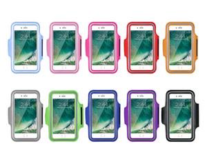 """ل iPhone 7 6 6s Case Sport Pouch 4.7 """"العالمي للماء في الهواء الطلق تشغيل الذراع الفرقة القضية للحصول على حقيبة 6S فون 6"""