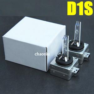 50 accoppiamenti 35W D1S xeno HID Xenon lampade contro tubo UV D1S D1C 6000K D1S lampadine