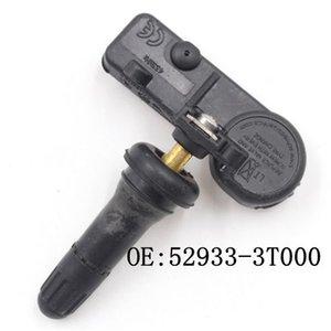 مراقبة ضغط 1PAIR قطع غيار السيارات والإطارات TPMS الاستشعار 52933-3T000 الاستشعار للضغط هيونداي كيا 433MHZ 529333T000 صور الاستشعار عالية الجودة