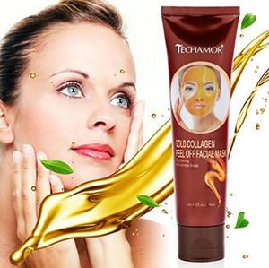 Золотая Маска коллаген золото маска для лица, уменьшает появление морщин и тонких линий осветления и подтяжки
