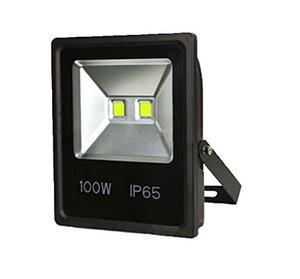 Su geçirmez Led Taşkın Işık COB LED Dış Işıklar Açık LED Tünel Projesi Lamba Sokak Aydınlatma 70W 100W