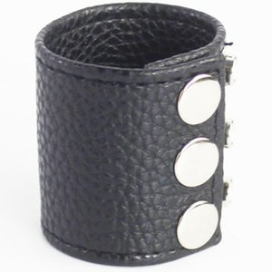 20pcs / lot del PVC sfera barella maschio adulto Scroto Pene Bondage BDSM Fetish scroto Cock Ring Restraint