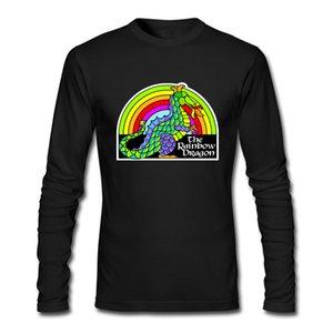Neuheit Damen T-Shirts und Damen Weiß Langarm T-Shirt neue 3D-Digitaldruck-Shirt Online-Shopping-Tees 2XL 100% Baumwolle