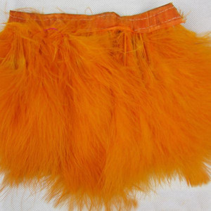 Marabou Feather Trimming Feather Fringes 2Yards Marabou Feathers Ribbon Trim Fringe Feather Trims for Dress Many Colors Available