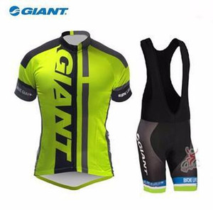 2015 giant team Breathable Quick Dry Bicycle Bike Team Riding Wear Cycling Clothing Clothes Ropa Ciclismo Cycling Jersey Gel Pad