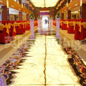 30m لكل لوط 1 متر واسعة فضية بلاستيكية مرآة السجاد الممر عداء ل حفل الزفاف خلفية المركزية الديكور لوازم dhl الشحن