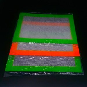 Stuoie di cera antiaderente in silicone OEM 300 * 210mm (11,81 * 8,27 pollici) BHO Wax Pad Wax Mat