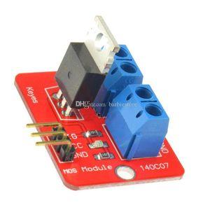 MOSFET 버튼 IRF520 MOSFET 드라이버 모듈, 라스베리 파이 Arduino B00312 OSTH 용