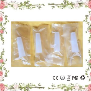 Silikon-Wegwerfprüfungsmundstück-Tropfspitzen einzeln verpacken für elektronische Zigarette CE4 MT3 CE6 EVOD DCT Mini Protank Nautilus Mini
