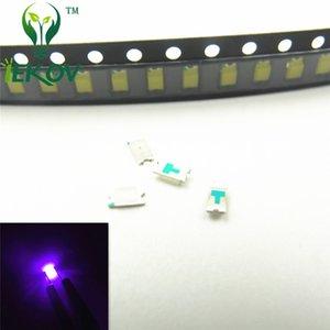 5000pcs / lot Yüksek Kalite 0603 SMD / SMT Chip Mor / UV LED Bright Light Emitting Car ve oyuncaklar DIY için uygundur Diyot Ultra
