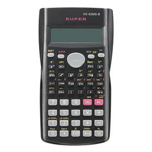 Calculatrice scientifique multifonction portable 2 lignes 82MS-A Calculatrice multifonctions portable pour l'enseignement des mathématiques