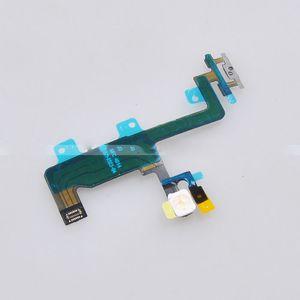Apple iphone 6 için 4.7 Güç Anahtarı On / OFF Flex Şerit Kablo Yedek parça Ücretsiz kargo !!!