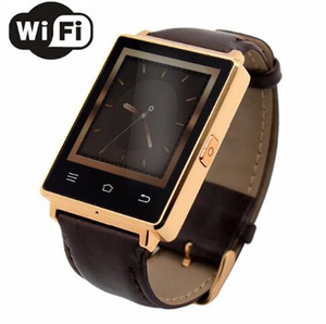 NO.1 D6 1GB RAM 3G for SmartWatch Support Health Monitor GPS WIFI Function for MTK6580 Quad Core 1.63 Inch Screen smartwatches