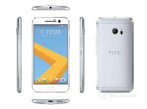 HTC 10 M10 4 GB RAM 32 GB ROM Quad Core Snapdragon 820 12MP Cámara NFC Nano SIM Rapid Charger 3.0 teléfono restaurado