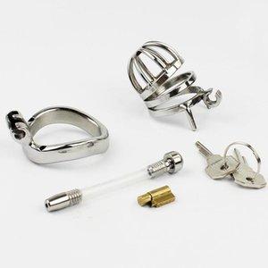 Ultima progettazione Chastity Acciaio inossidabile # R172 Belt Belt Maschio Castity Devices Metal Drerse