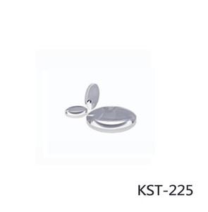 КСТ-225 К9 двойная выпуклая линза, оптическая линза, выпуклая линза, диаметр:30.0 мм, f:300.0mm