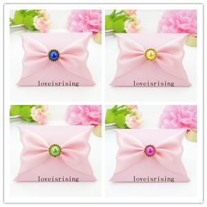 Nouveautés - 50pcs imite la fixation de papier Brads en plaqué or perle pour des invitations de mariage DIY Craft Supplies - 13 couleurs