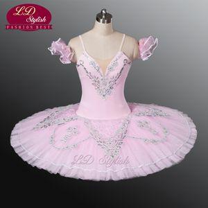 Blue Swan Lake Ballet Kostüme White Girls Klassisches Ballett Tutu Pink Professional Ballett Tutu White Swan Tutu LD8931