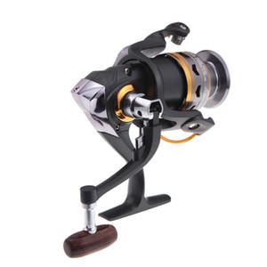 Allemand Technologie 11BB Roulement À Billes En Aluminium Bobine De Pêche Big Carp Spinning Reel DK3000 4000 5000 Série Roulette Roue