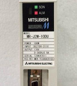 Original New MR-J2M-10DU Mitsubishi Servo Driver MRJ2M10DU In Box Free Expedited Shipping