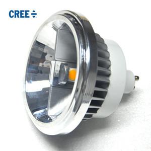 Lâmpada AR111 LED holofote cree chip GU10 LED Lâmpada AC 85 V-265 V Branco Quente Fresco branco 15 W lâmpada